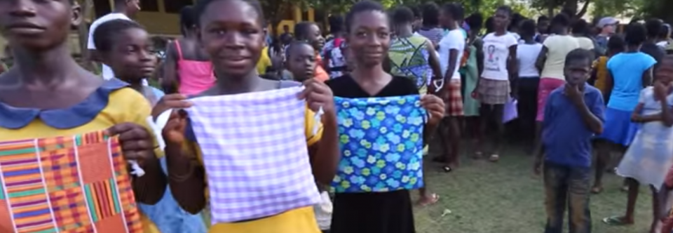 Why Should Girls Hang Their Heads When They Menstruate? Or Miss School?